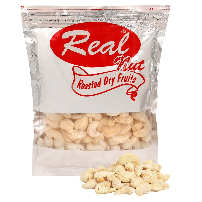 Real Nut Cashew 240 No. (Roasted & Salted) 250 Gram