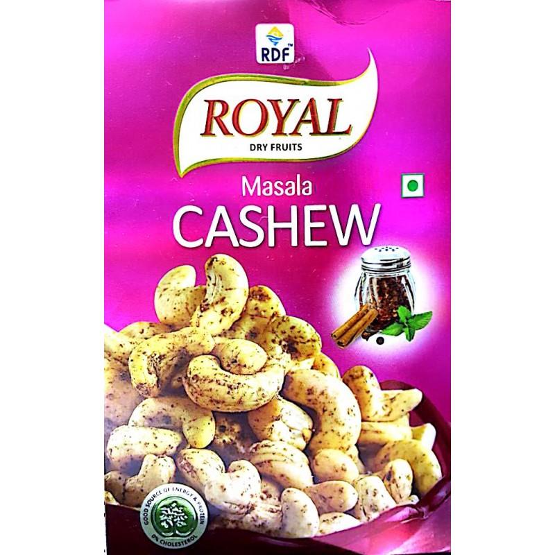 Royal Masala Cashew 250 Gram