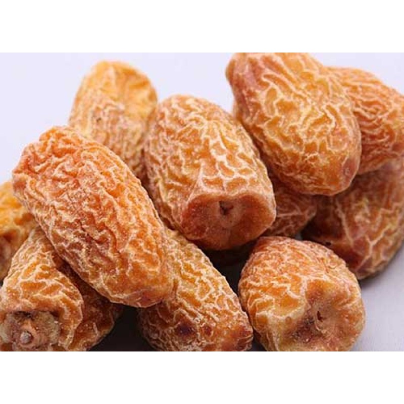 Dry Dates - Yellow/Sukha Khajoor Premium Quality 250 Gram